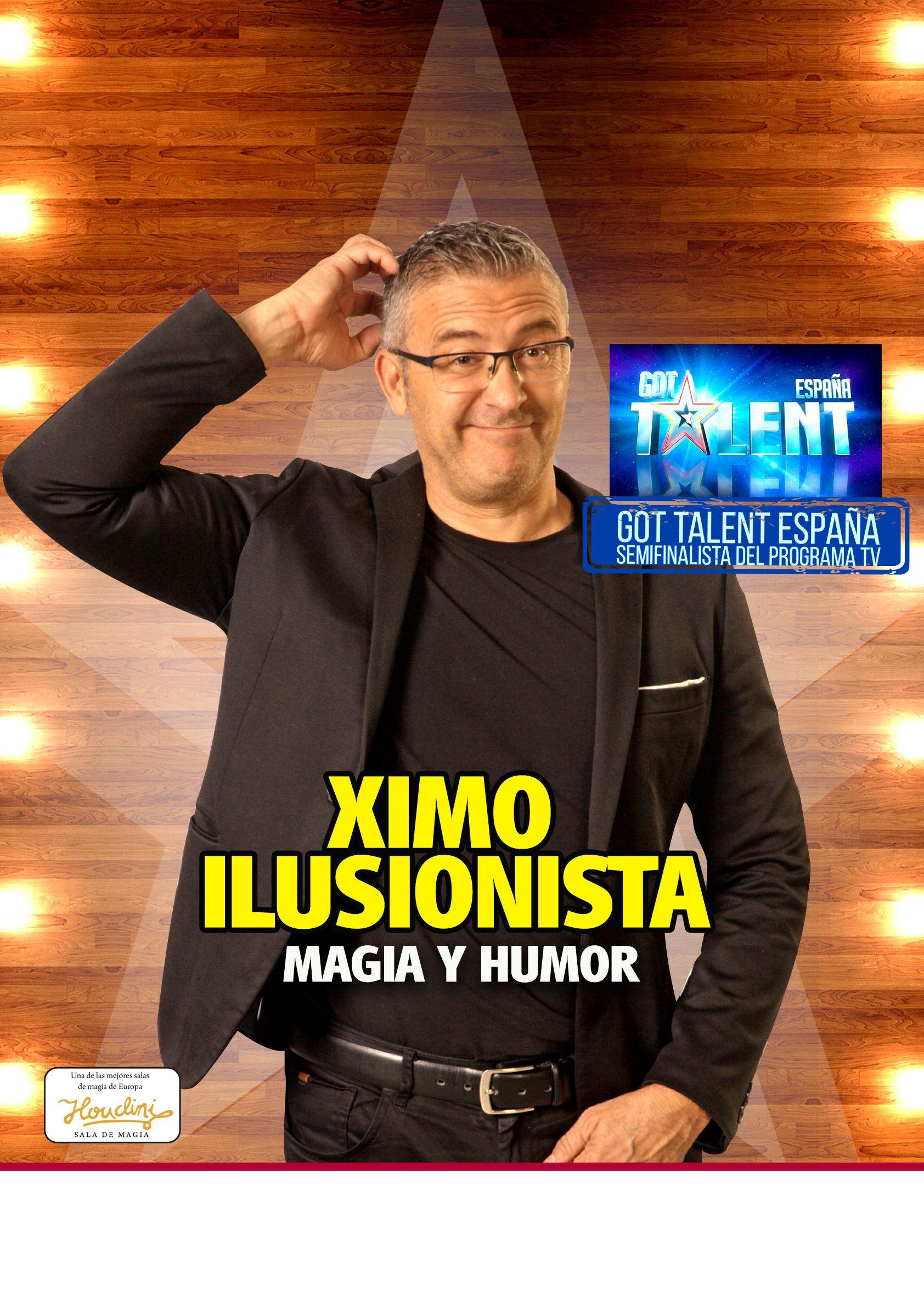 Ximo Ilusionista